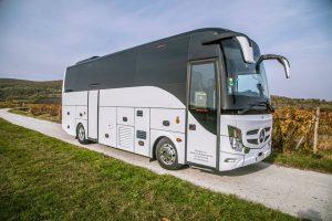 Charter Coach Bus Rental