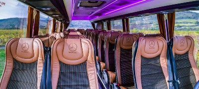Coach bus hire