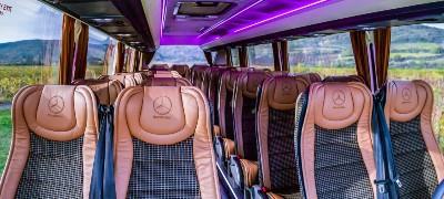 Coach bus hire