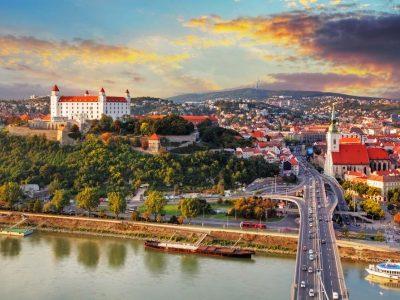 Bus rental Bratislava Slovakia