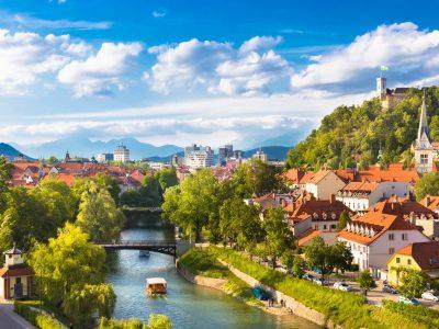 Bus rental Ljubljana Slovenia