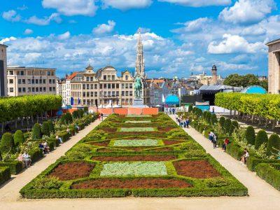 Bus rental Brussels Belgium