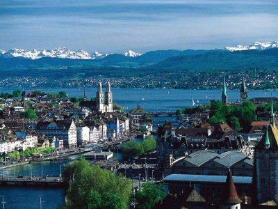 Bus rental Zurich Switzerland